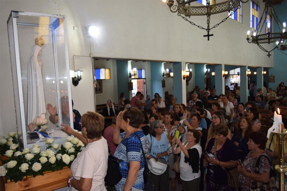 parroquia fatima san felipe